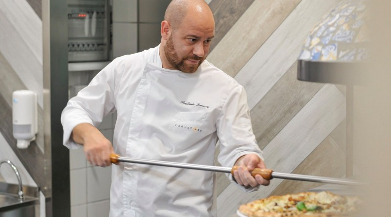 Pizzeria La Gustosa: i sapori dei Monti Lattari sulla pizza di Raffaele Somma