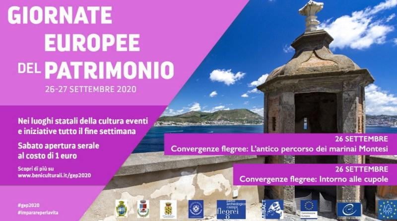 Giornate Europee del Patrimonio, tutti gli eventi in programma ai Campi Flegrei
