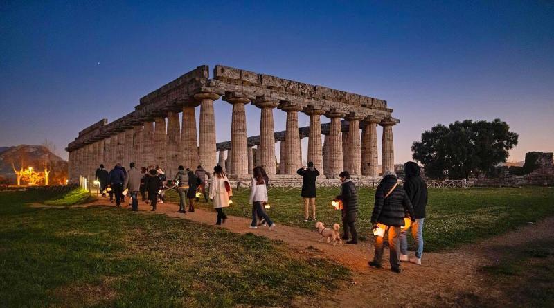 Paestum e Velia: visite guidate e aperture serali per le Giornate Europee del Patrimonio