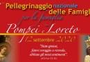 Torna il Pellegrinaggio per la Famiglia: da Pompei il messaggio di speranza per genitori e figli
