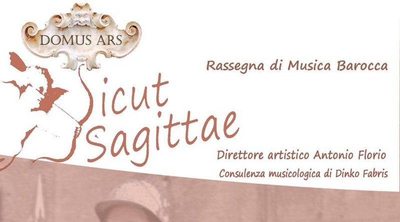 Napoli: al via la nuova stagione di Sicut Sagittae, il Festival dedicato alla musica del Seicento