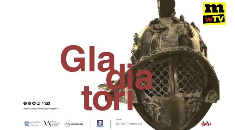 VIDEO – Gladiatori: al Mann la grande mostra sui mitici combattenti del passato