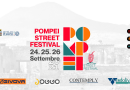 Civitates Pompei e Pompei Street Festival insieme per l'arte, la musica, il cinema e la cultura