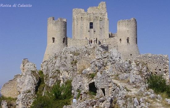 Aquila Abruzzo Italy