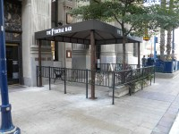 Free Standing Patio Awnings | Made in the Shade Awnings