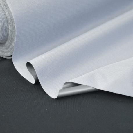 tssu isolant thermique et phonique occulant gris made in tissus
