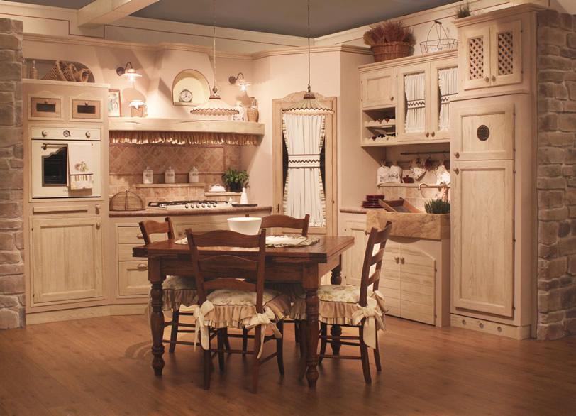 LArtigiano Arredamenti progettazioen e realizzazione cucine in muratura in stile toscano e