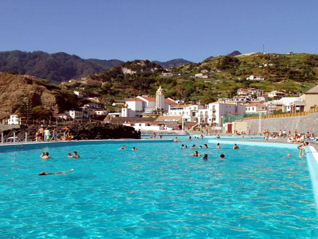 Madeira Beaches and Sunbathing