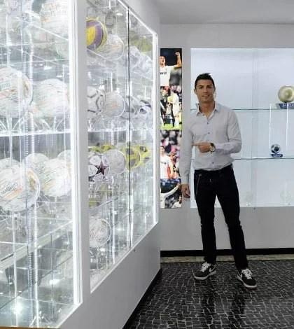 Cristiano Ronaldo Museum in Madeira Island