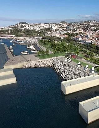 funchal new seaport