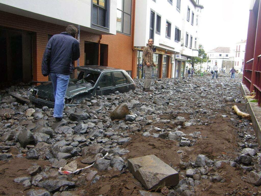 Madeira's Worst Storm Feb 2010 (225)
