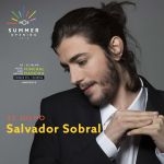 Salvador Sobral to close NOS Summer Opening.