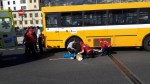 Man seriously injured after being hit by a bus in Funchal