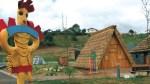 Theme park in Santana will be free from Sunday