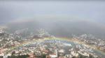 Double Rainbow Covers Santo António