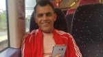 Missing Man Safe and Well