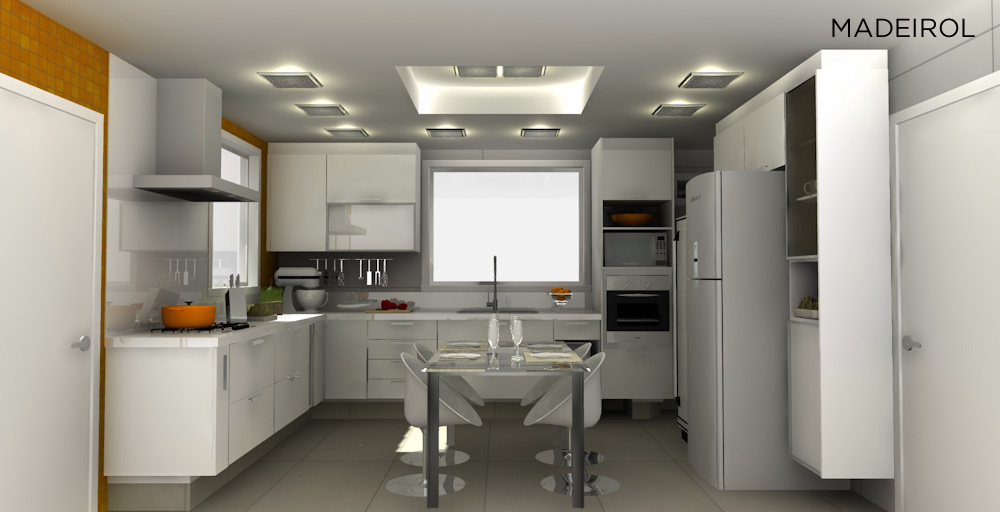 Projetos para Cozinhas Planejadas  Madeirol  3000
