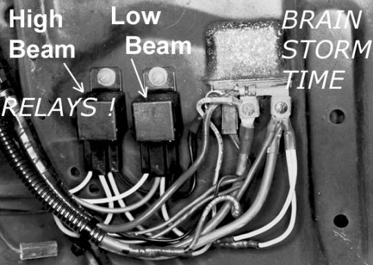 1978 Corvette Horn Relay Wiring Schematic Wiring Diagram