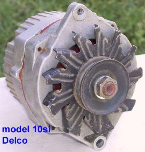 10si Wiring Diagram Delco Remy U0026 39 S 10si 12si Alternator
