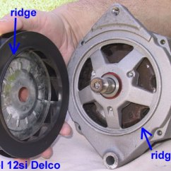 Delco 7si Alternator Wiring Diagram Corsa C Radio Catalog Cooling Is Very Important