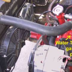 Nitrous Water Temp Gauge Wiring Diagram 98 Nissan Maxima Engine Catalog Probe Placement With A