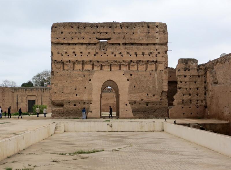 Le palais elBadi  Marrakech