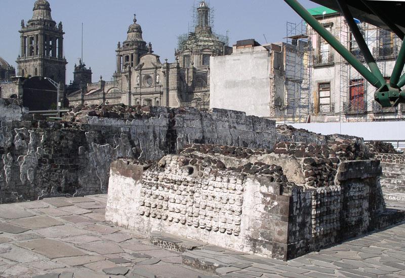 Le Grand Temple  Templo Mayor