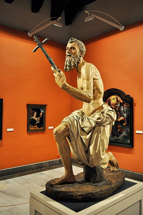 Le muse des beauxarts de Sville  Le site de Madeleine et Pascal