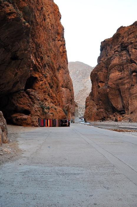 Les Gorges Du Todgha
