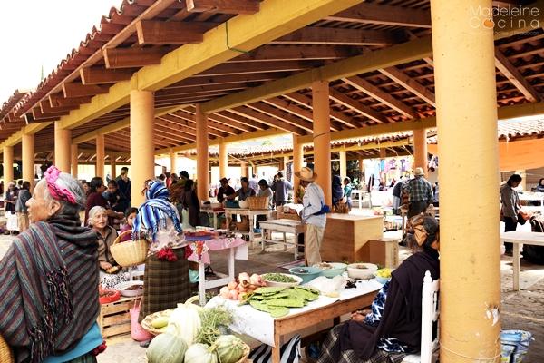 Tlamanalli en Teotitln del Valle Oaxaca  Madeleine Cocina