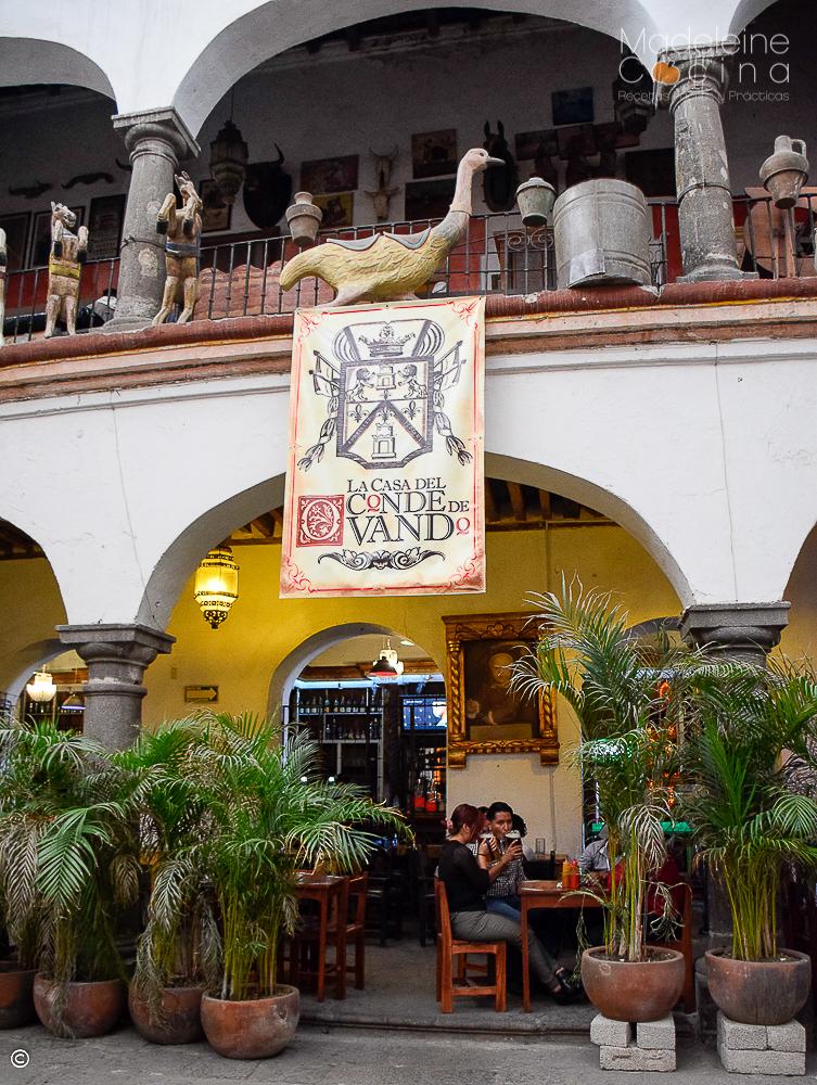 Tour de cantinas tradicionales en Puebla  Madeleine Cocina