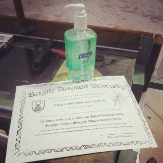 Bargain U Diploma