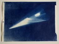 cyanotype airplane 1