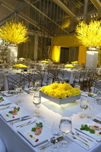 yellow event