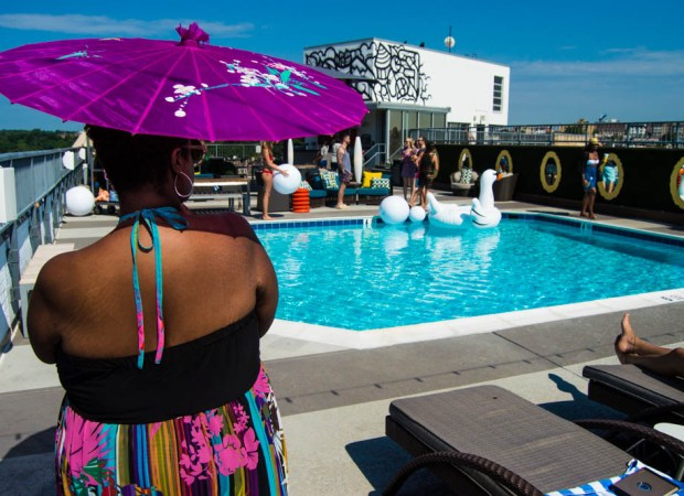 Pool Party, DC, Simply Be