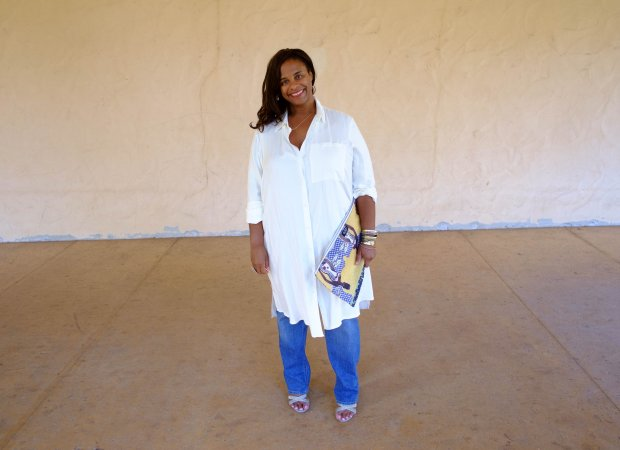 ASOS, Old Navy, New Look, plus size blogger