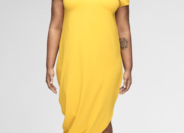 Universal Standard, pop up shop, plus size blogger