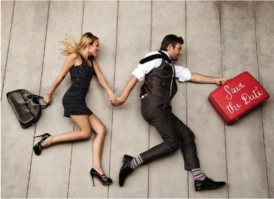 Le Save the date original pour un mariage sympa