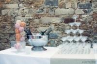 Mon mariage champtre romantique : le vin d'honneur 2me ...