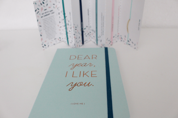 Wish box - agenda couverture