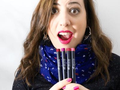 Crayons jumbo ELF - Présentation