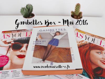 Gambettes de mai presentation_mademoiselle-e