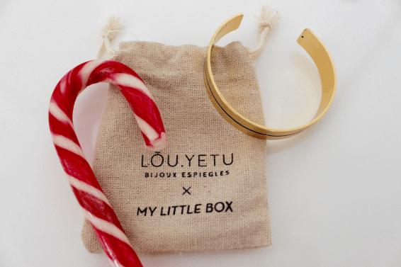 christmas box lou yetu Mademoiselle e