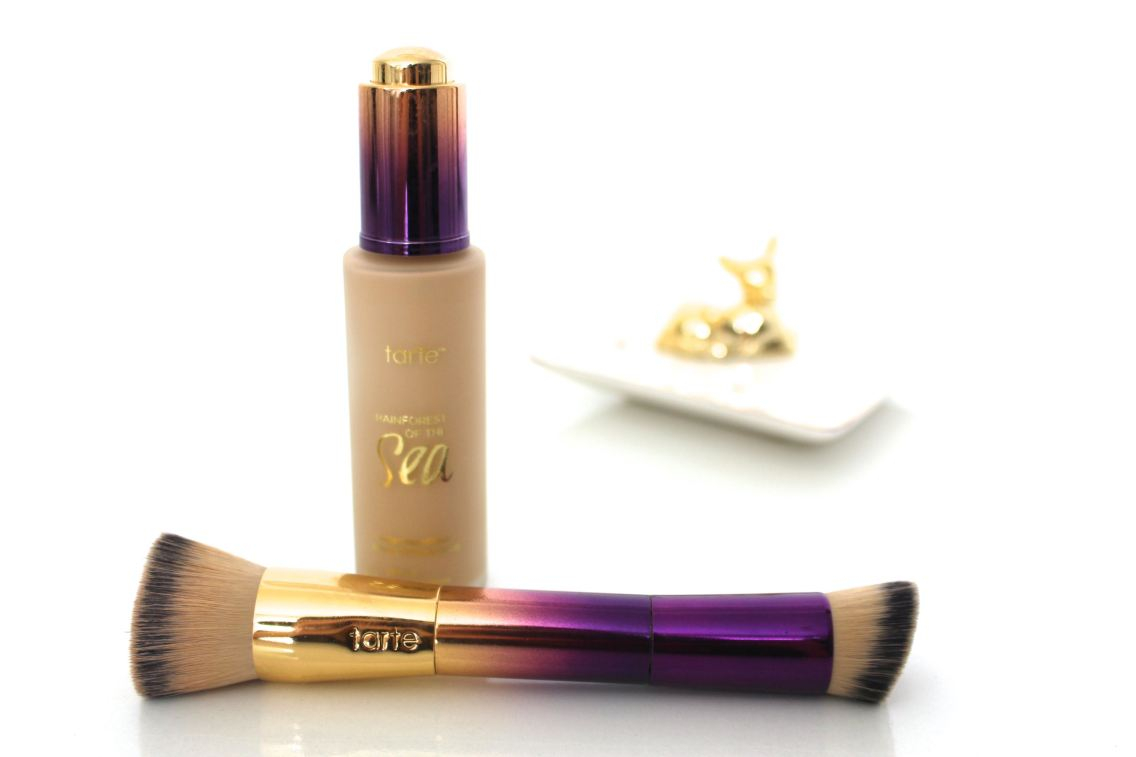 make-up Tarte fond de teint mademoiselle e