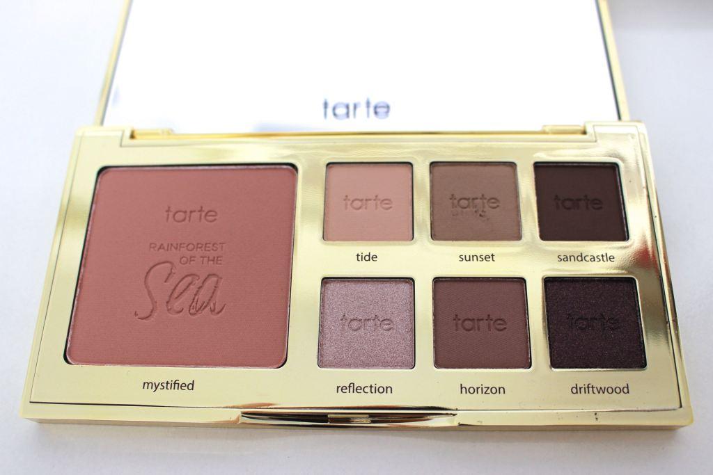 make-up Tarte palette mademoiselle e