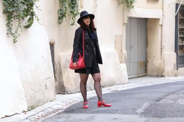 trench ouvert 2 mademoiselle E