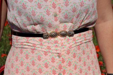 robe imprimée 19 mademoiselle e