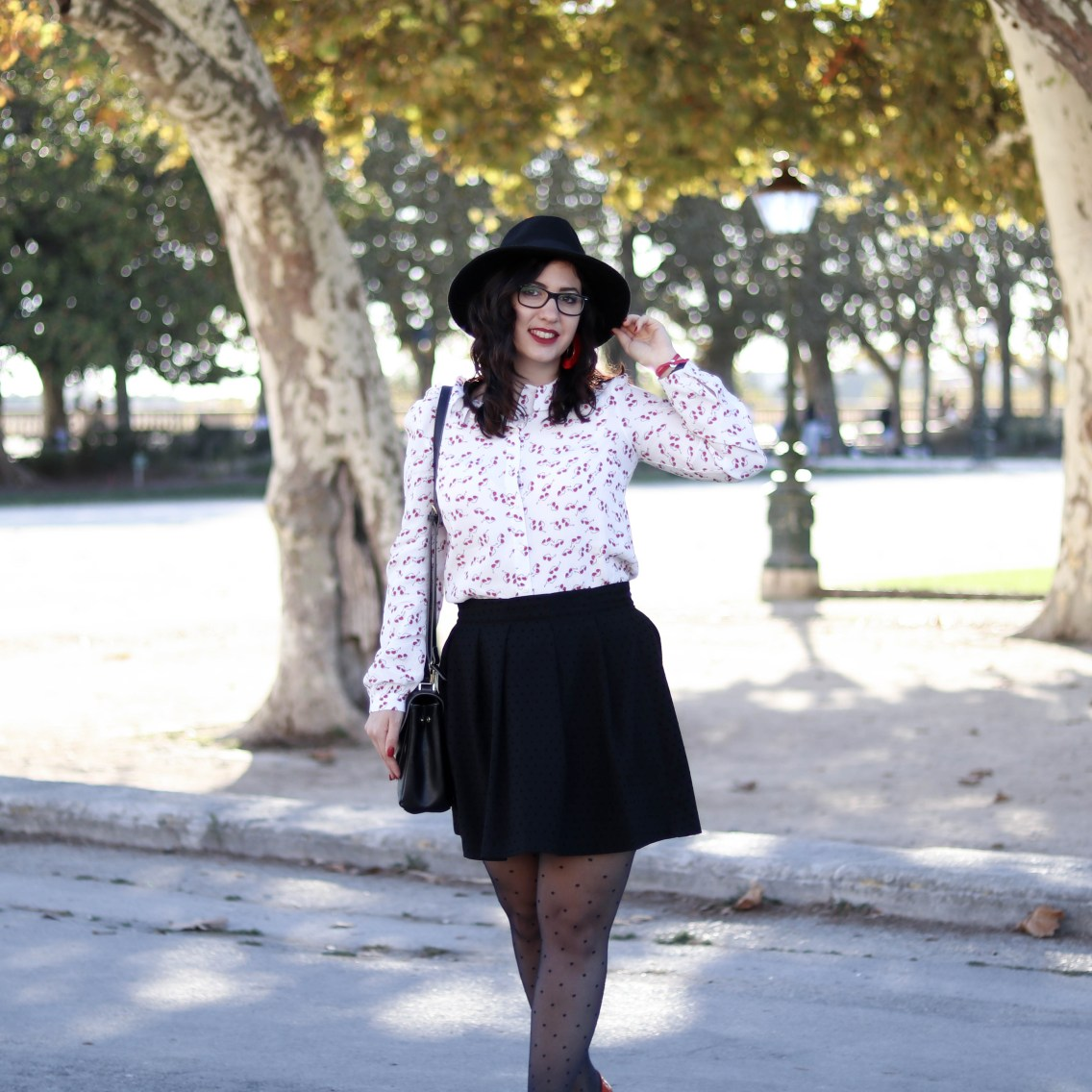 Trench rouge tendance 19 mademoiselle-e