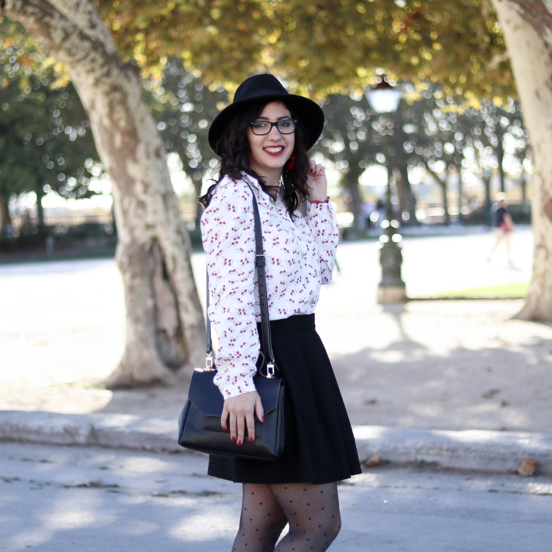 Trench rouge tendance 26 mademoiselle-e