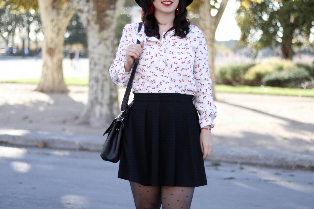 Trench rouge tendance 29 mademoiselle-e